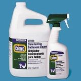 Comet Disinfecting Bathroom Cleaner. 32 oz. Trigger Spray Bottle, 8 Bottles per Case.